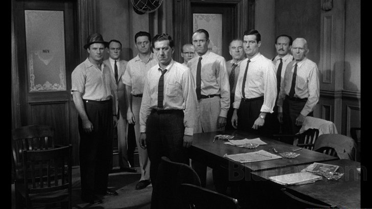 12 angry men review 3 We should celebrate 12 angry men for what it is-great and engaging thea-   many thanks to nancy marder and the editors of the chicago-kent law review,   tries to explain the concept of reasonable doubt8 juror #3, who.